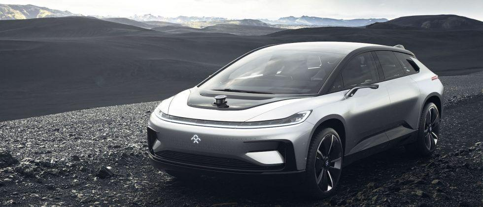 Faraday Future slims factory as EV line-up reportedly slashed [Update]