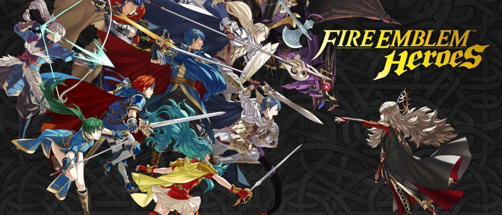 Fire Emblem Heroes release begins on Android and iOS