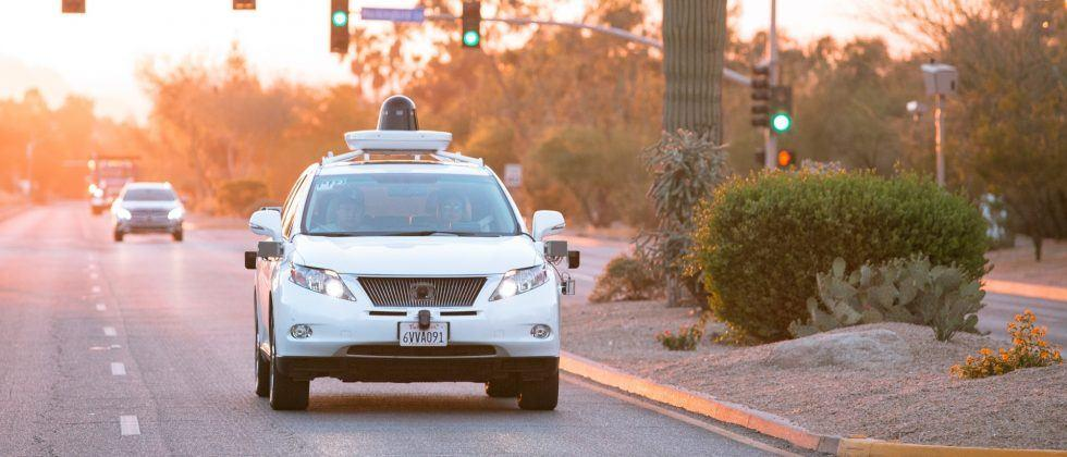 Waymo says its self-driving cars saw 'four-fold' improvement last year
