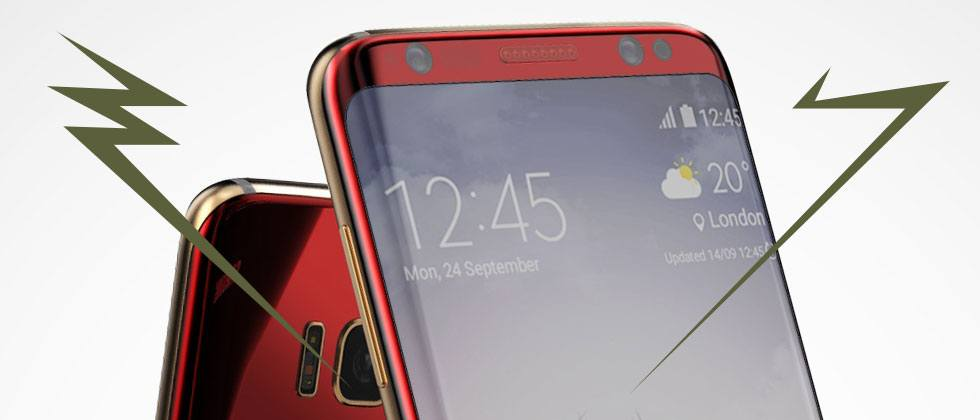 Samsung Galaxy S8 Release Date And Specs Get A Tweaked Update Slashgear