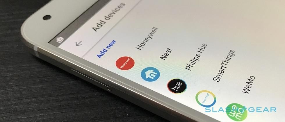 Home Control turns Pixel's Assistant into smart home voice remote