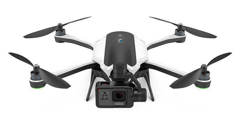 Fixed GoPro Karma drone returns to skies to save firm's fortunes