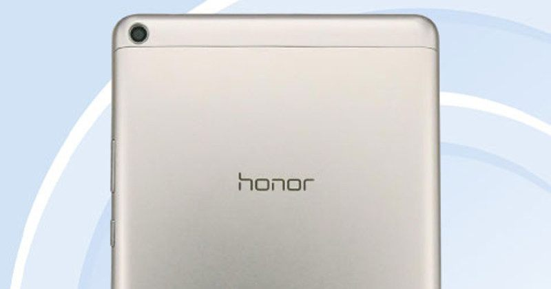Huawei MediaPad T3 at TENAA reveals an 8-inch Nougat tablet