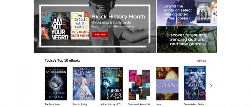 Kobo launches its own ebook subscription service