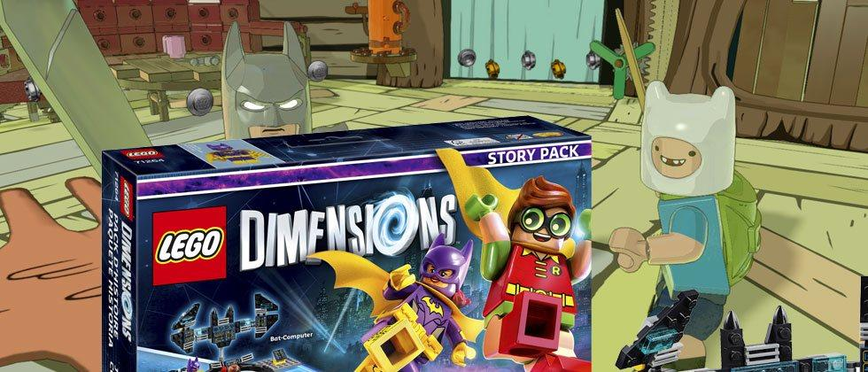 LEGO Batman Movie game released INSIDE LEGO Dimensions