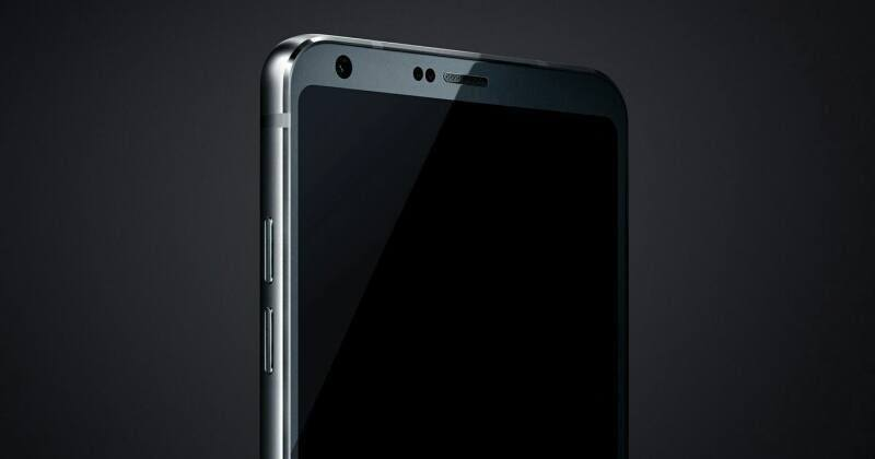 Newest LG G6 leak highlights always-on display, rounded corners