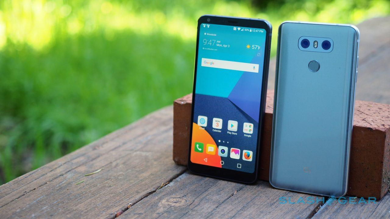 LG G6 Review: The display is the key - SlashGear