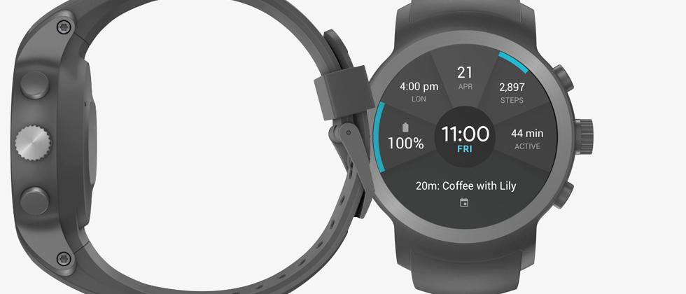 Verizon spills beans on LG Watch Sport and Wear24 LTE