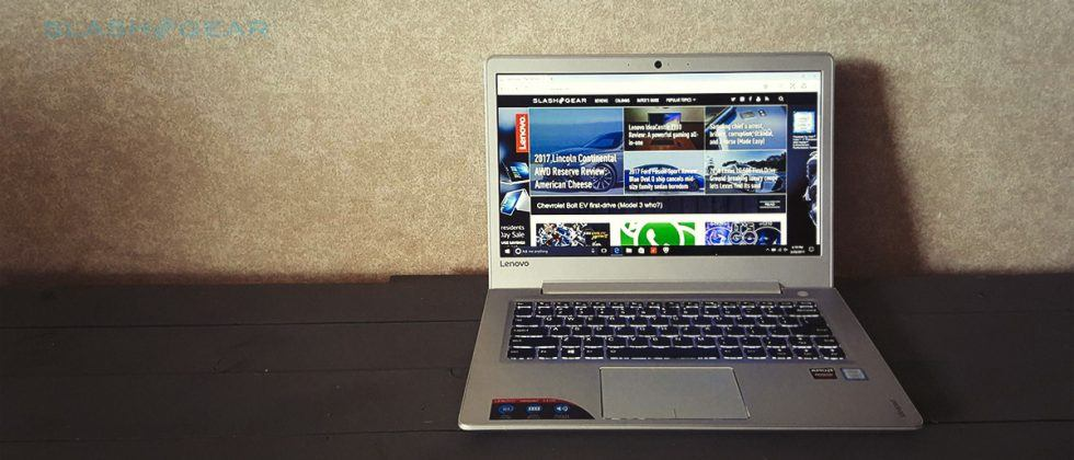 Lenovo IdeaPad 510S Windows 10 Laptop Review