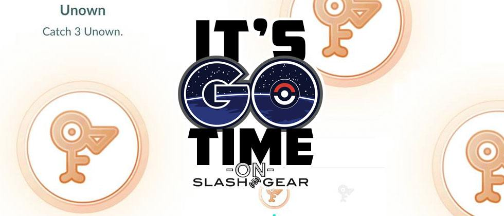 How to get Unown in Pokemon GO: Rare but not quite Legendary - SlashGear