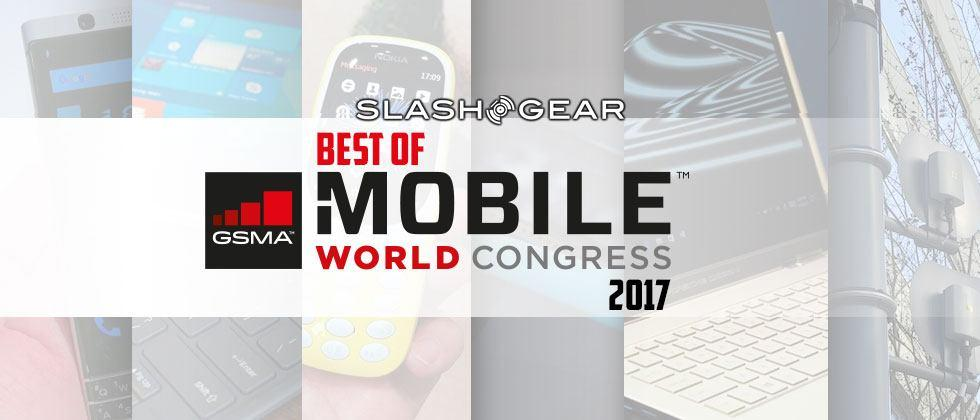 SlashGear's Best of MWC 2017