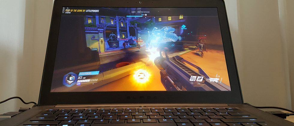 Razer Blade 14-inch gaming laptop gets 4K boost