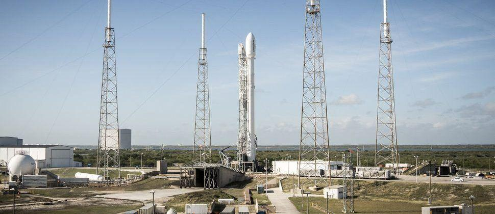 SpaceX schedules ISS resupply run for February 18