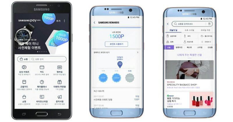 Samsung Pay Mini coming to Android devices in Korea