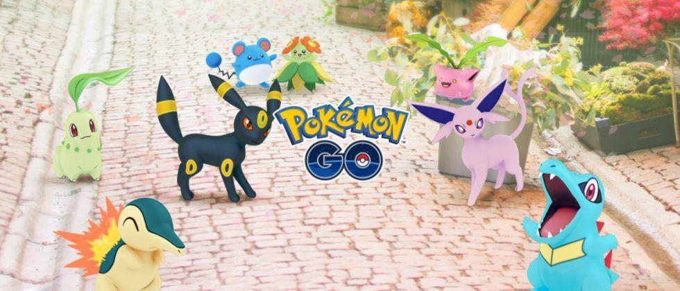 Pokemon GO gen 2 update: More than 80 new Pokemon incoming