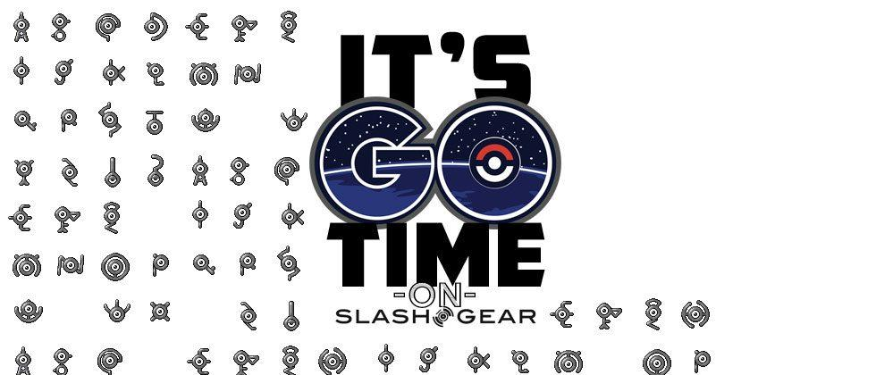 How to get Unown in Pokemon GO: Rare but not quite Legendary - SlashGear