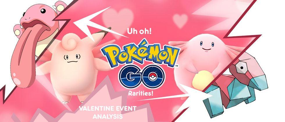 Pokemon GO Valentines Day event update: Porygon, Lickitung, Candy