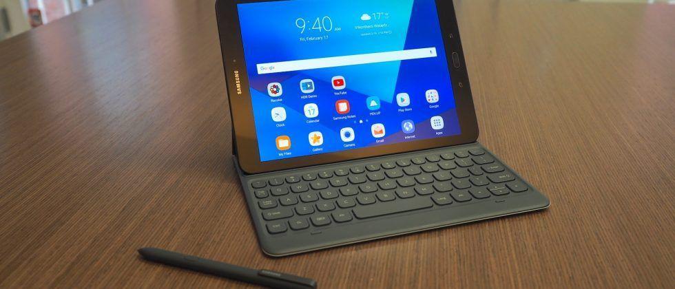 Samsung Galaxy Tab S3 Hands-On Gallery