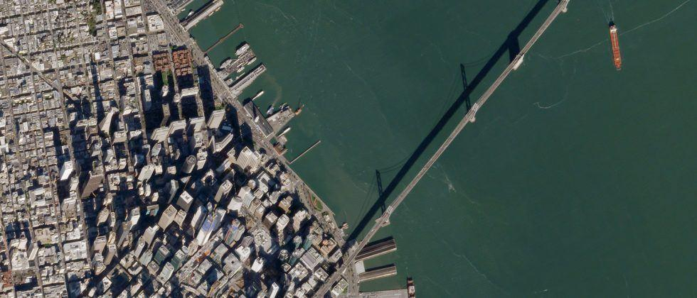 Planet Labs will acquire Google's Terra Bella and SkySat satellites