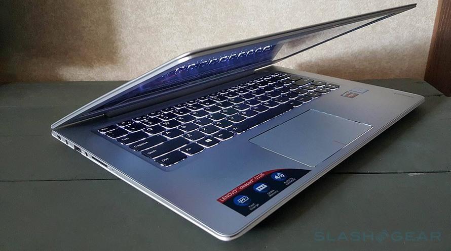 Lenovo IdeaPad 510S Windows 10 Laptop Review - SlashGear