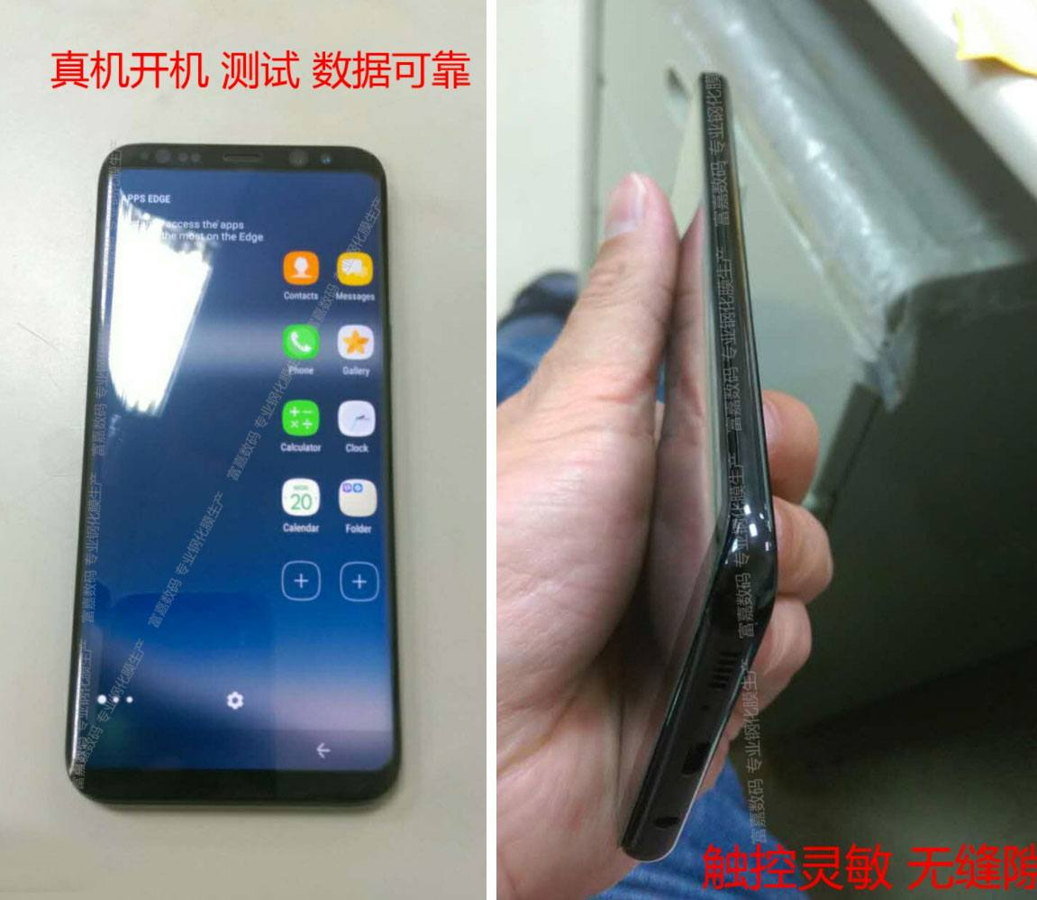Samsung Galaxy S8 Release Date Nears With Compelling New Photos Slashgear