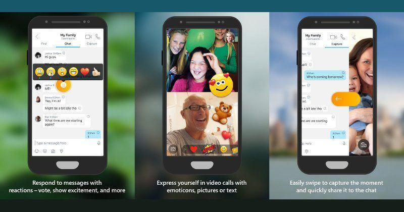 Skype Preview now lets you stick emoticons on video calls