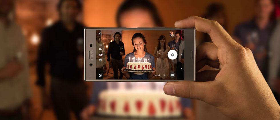 Sony's new smartphone CMOS image sensor has its own DRAM