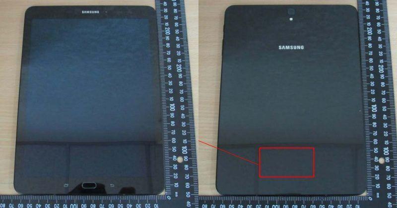 Samsung Galaxy Tab S3 spotted at Taiwan's NCC