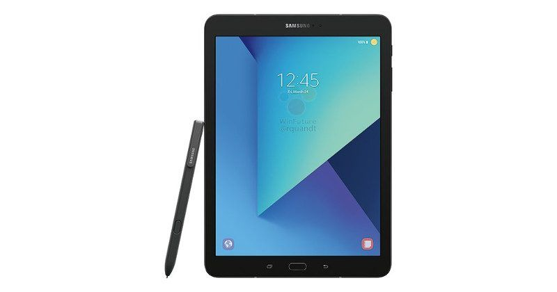 Samsung Galaxy Tab S3 gets its first leaked photo