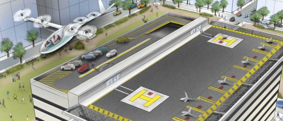 Uber Elevate just poached NASA's flying car expert