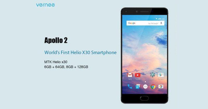 Huawei P10 Plus, Vernee Apollo 2 bring 8GB RAM to MWC 2017