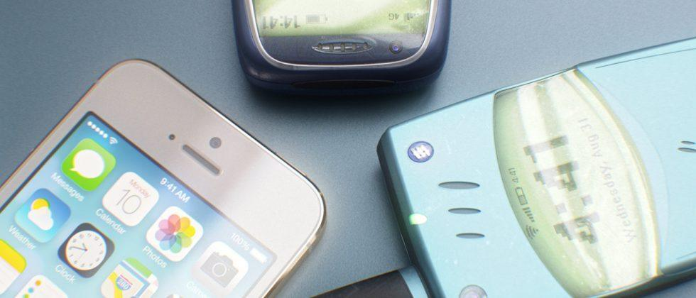 Nokia 3310 video shows imagined unveiling