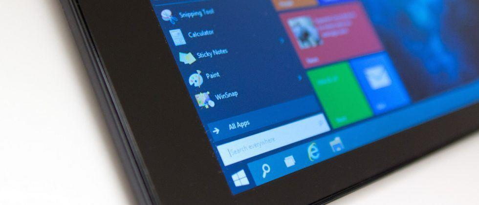 Windows Cloud screenshots leak, resembles Windows 10