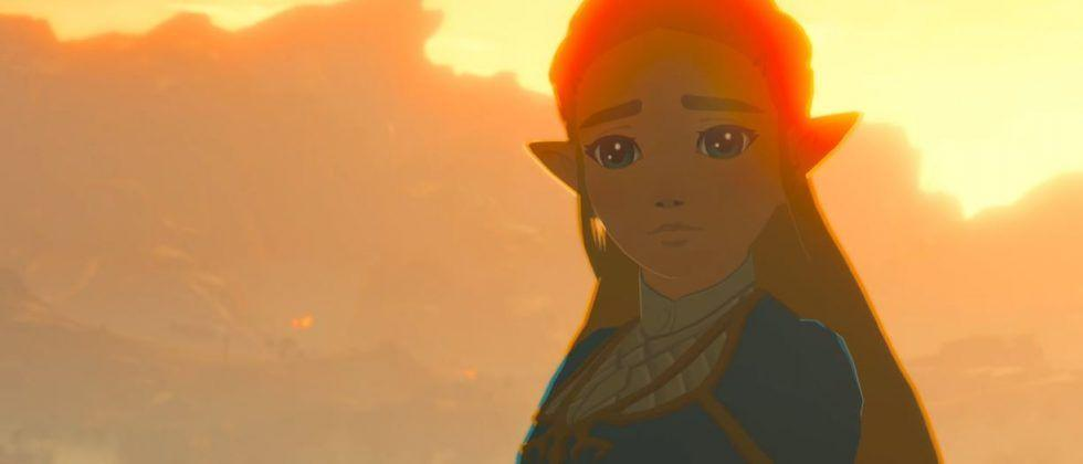 New Zelda: Breath of the Wild images reveal a returning character