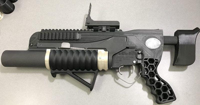 R.A.M.B.O. is the US army's 3D-printed grenade launcher
