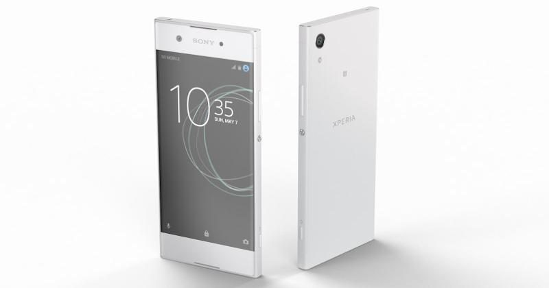 Xperia XA1 also goes into pre-order in the UK