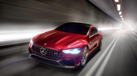 Mercedes-AMG GT Concept Gallery