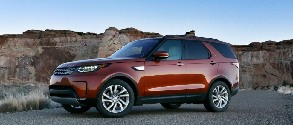 2017 Land Rover Discovery First Drive: Unstoppable 7-seat SUV redux