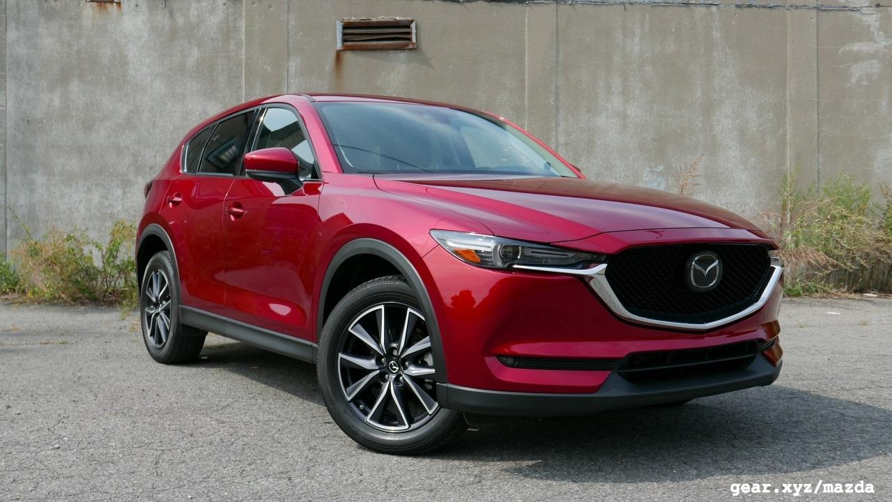 There S No Reason That An Affordable People Mover Like The Mazda Cx 5 Can T Feature Same Detail Focused Roach To Style Of A Much More Expensive Rig