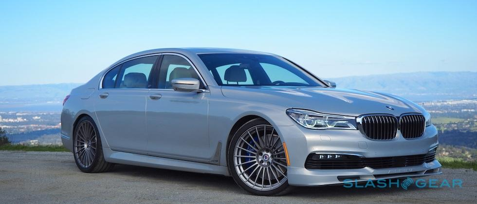 2017 Alpina B7 Review: A BMW M7 by any other name