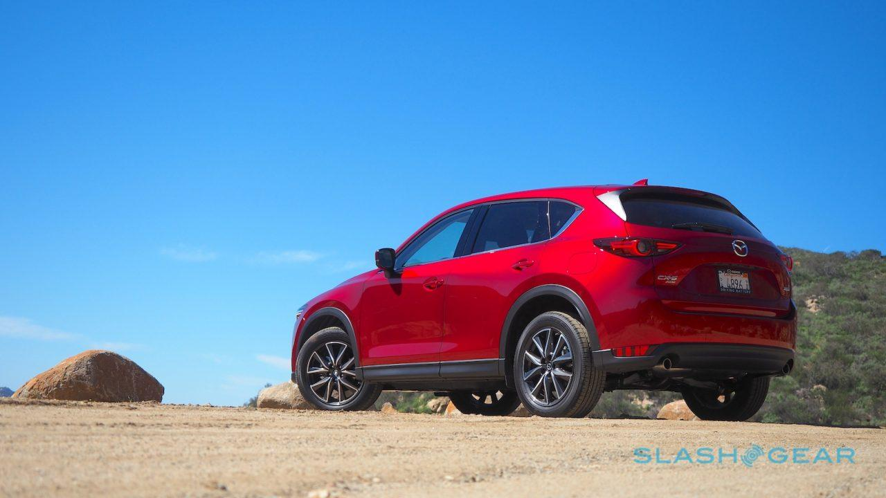 2017 Mazda CX-5 First Drive: Obsession pays off - SlashGear