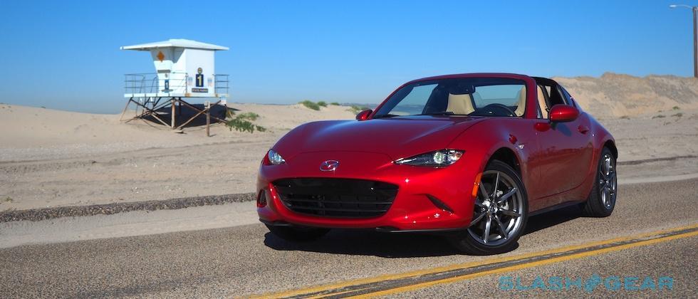 2017 Mazda MX-5 Miata RF First Drive: Hard top, easy decision