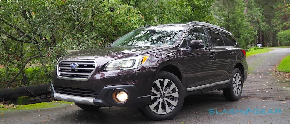 2017 Subaru Outback 2 5i Touring Review