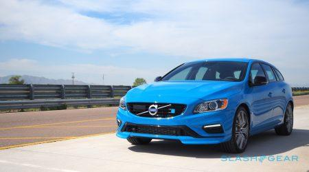 2017 Volvo V60 Polestar and S60 Polestar Gallery