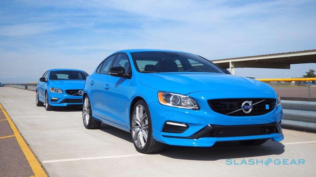 2017 Volvo V60 Polestar First Drive: Feeling Blue - SlashGear
