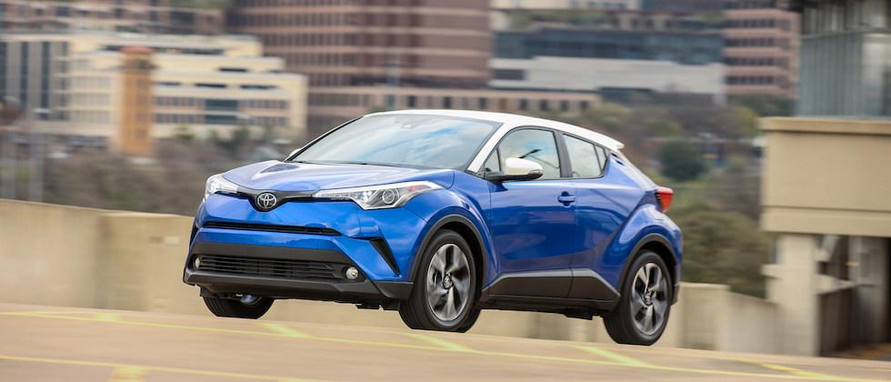 Forget Millennials, Toyota's funky 2018 C-HR is really all about safety
