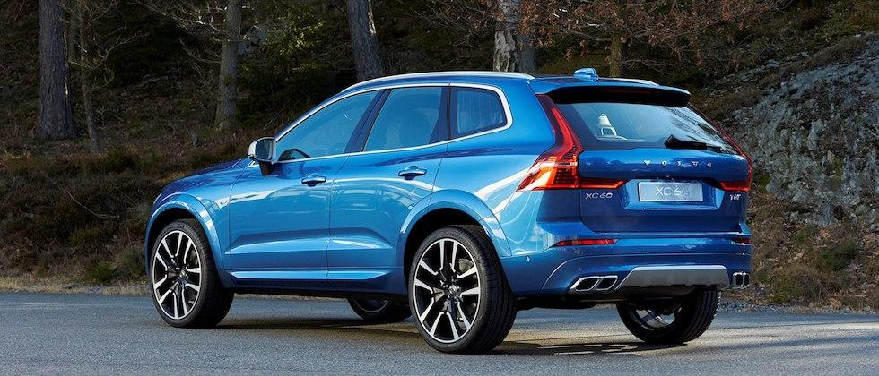 2018 Volvo XC60 gives Swedish twist to SUV best-seller