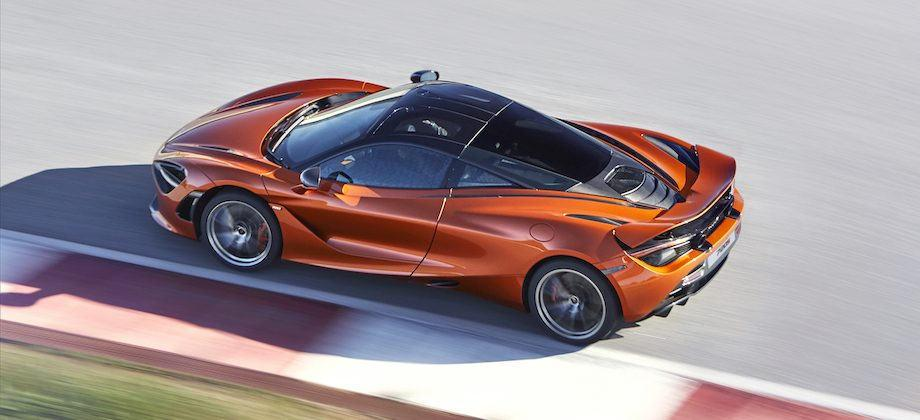 The McLaren 720S supercar is a 212mph engineering dream