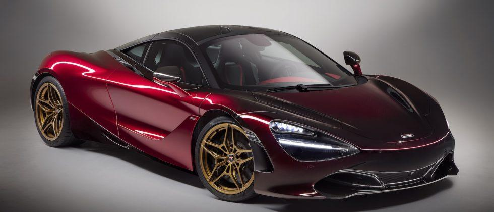 "McLaren already has a custom MSO 720S: Meet ""Velocity"""