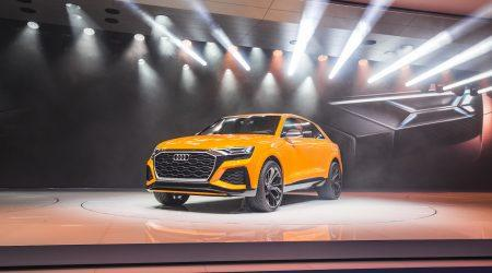 Audi Q8 sport concept Gallery